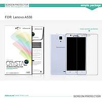 Защитная пленка Nillkin для Lenovo A536 глянцевая