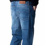 Джинсы мужские Franco Benussi FB 12-116 синие классика., фото 4