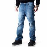 Джинсы мужские Franco Benussi FB 12-116 синие классика., фото 2