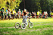 TRYBIKE - Балансирующий велосипед трехколесный, цвет оливковый, фото 2