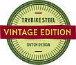 TRYBIKE - Балансирующий велосипед трехколесный, цвет оливковый, фото 6