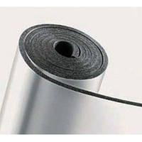 Изоляция листовая 6мм*1м (каучук вспененный) ARMAFLEX (АРМАФЛЕКС). Полотно (рулон). Самоклей+фольга
