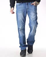 Джинсы мужские Franco Benussi FB 12-116 синие классика.
