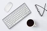 Бездротова клавіатура і миша Wireless Combo 901, фото 3