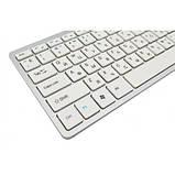Бездротова клавіатура і миша Wireless Combo 901, фото 5