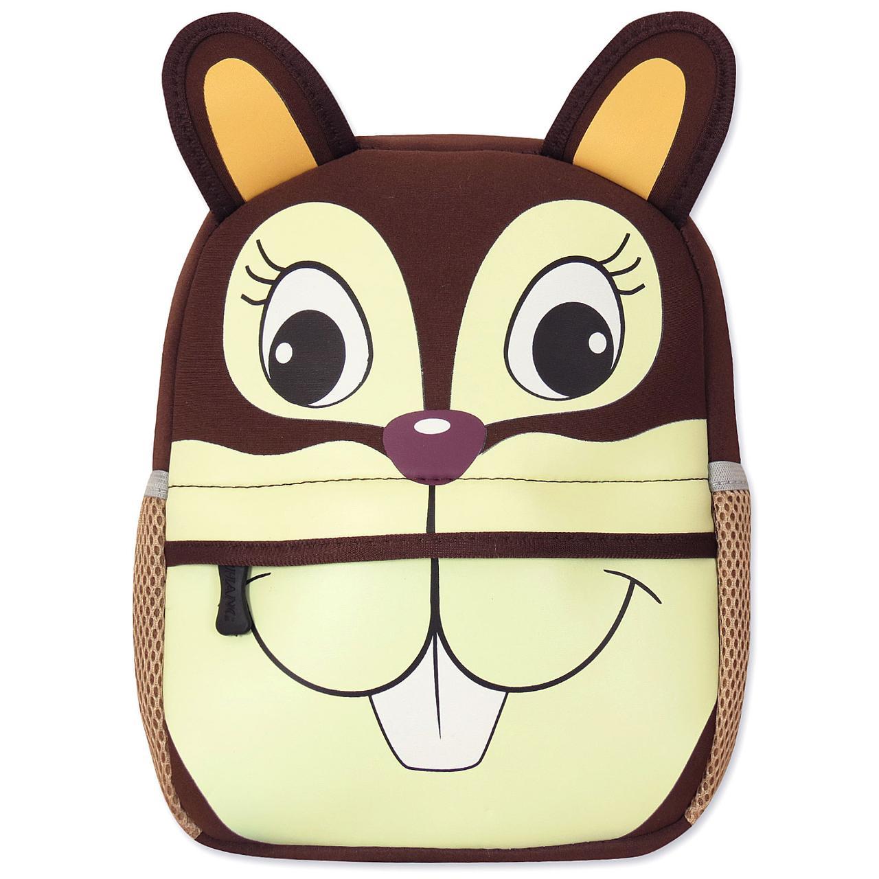 Детский рюкзак - Белка Tochang. рюкзак игрушка