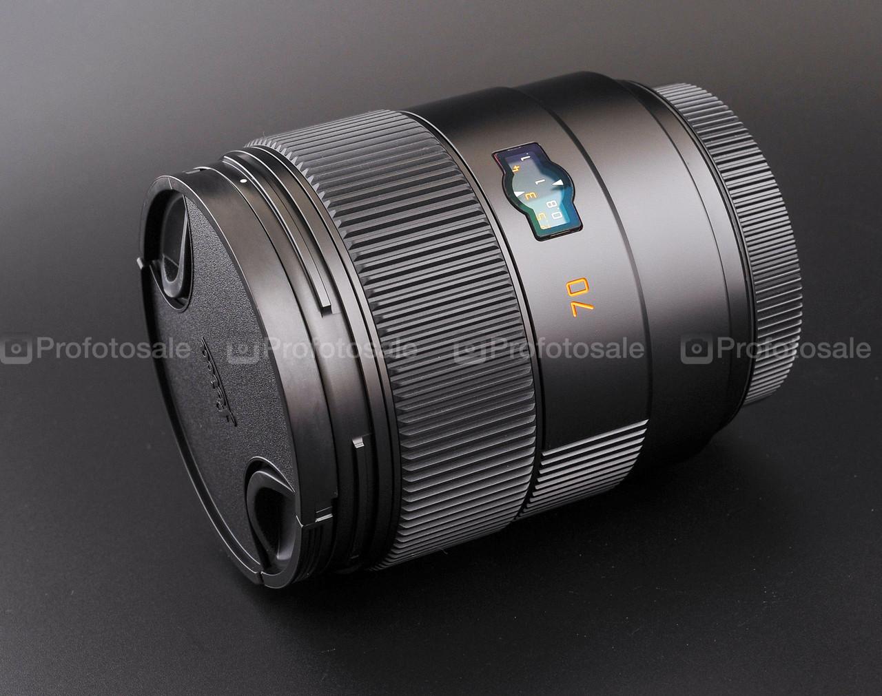 Leica SUMMARIT-S 70mm F2.5 ASPH #11055