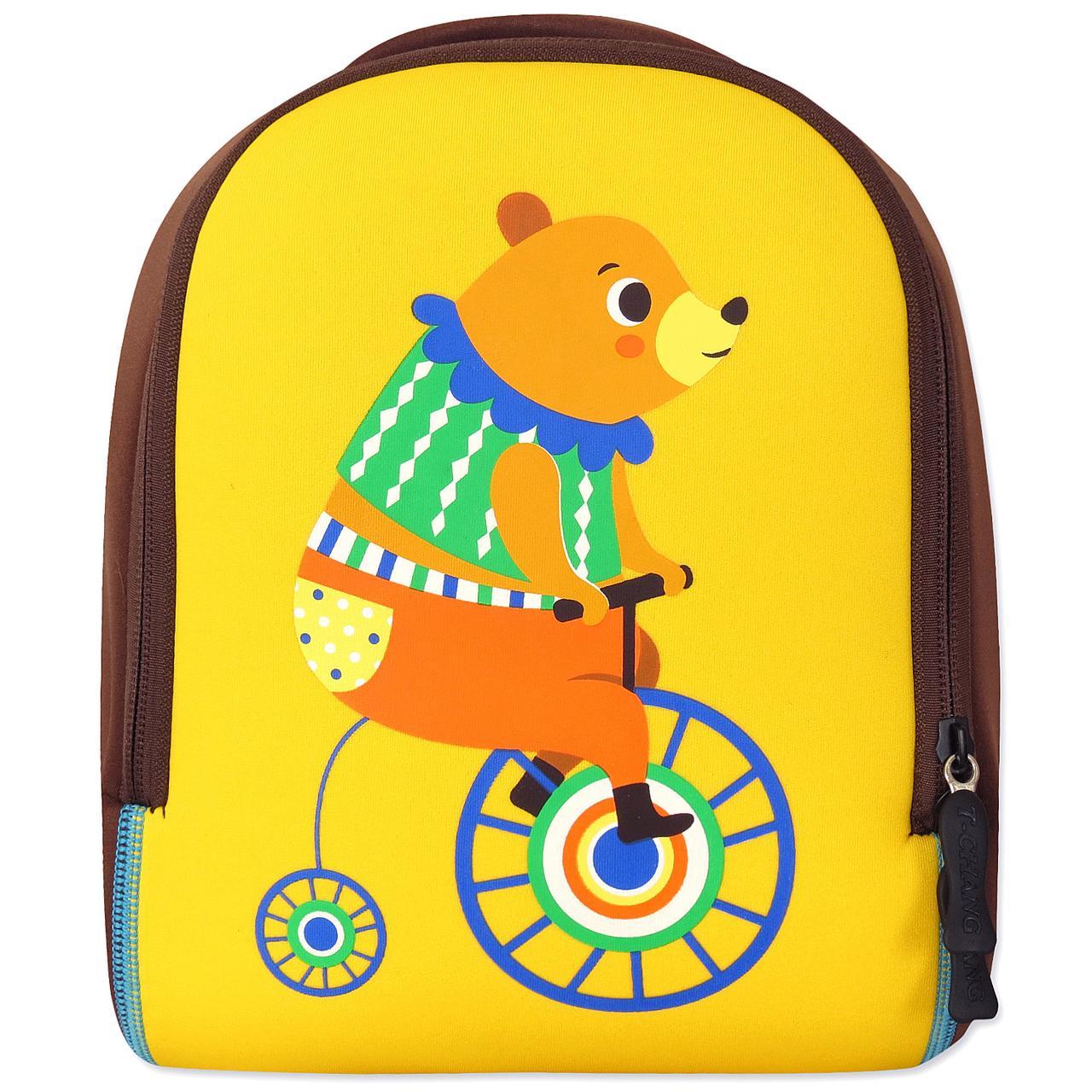 Детский рюкзак - Цирковой медведь Tochang. рюкзак игрушка