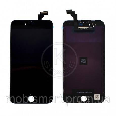 Дисплей (Lcd) iPhone 6 Plus black +touchscreen Original