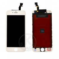 Дисплей (Lcd) iPhone 6 white +touchscreen copy-original