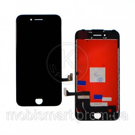 Дисплей (Lcd) iPhone 7 black +touchscreen copy-original