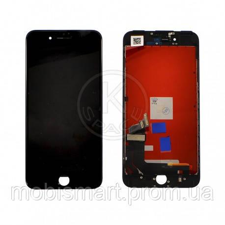 Дисплей (Lcd) iPhone 7 Plus (5.5*) black +touchscreen copy-original