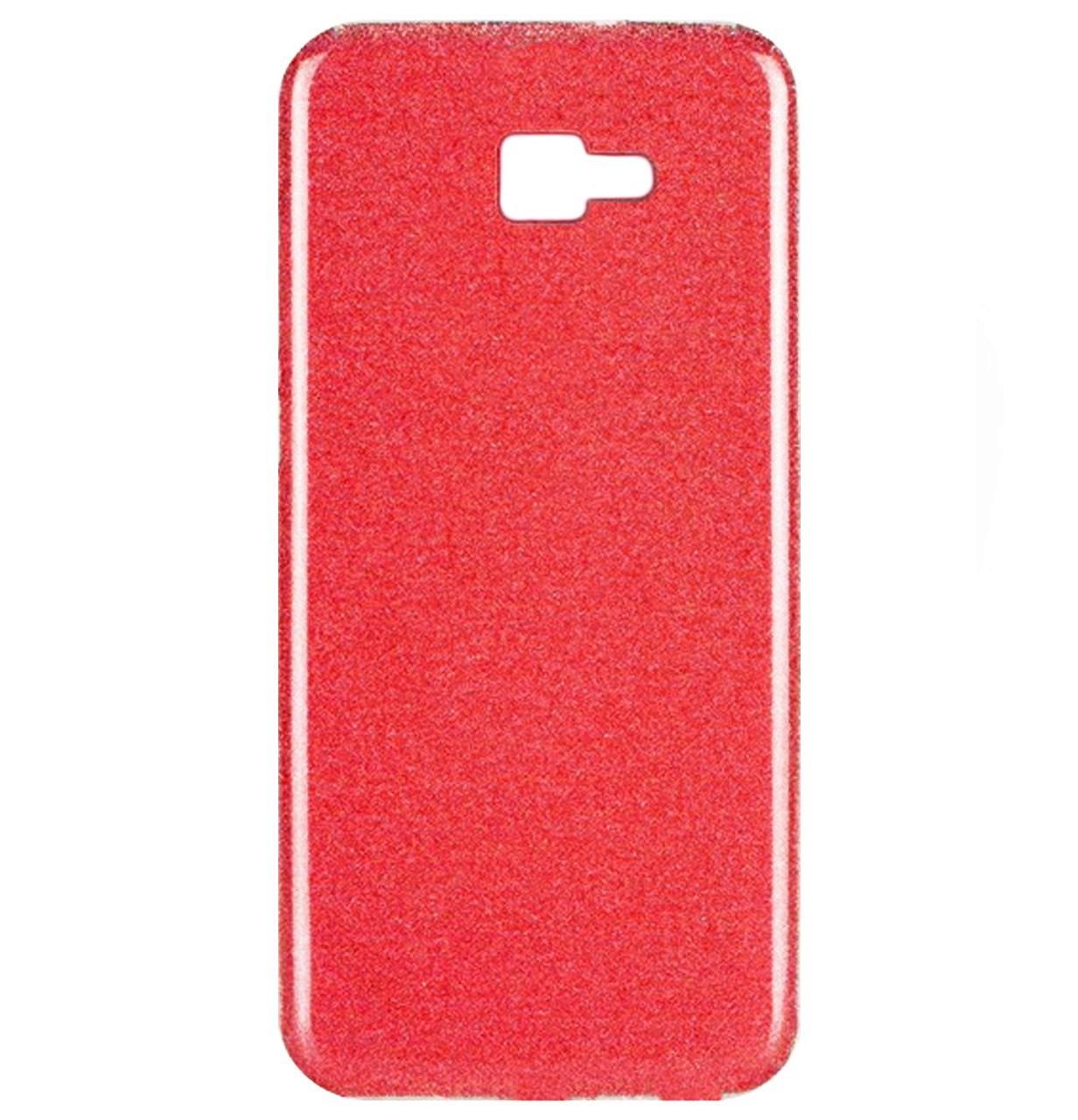 Чехол-накладка TPU Shine для Samsung Galaxy J4 Plus (2018) SM-J415F Red