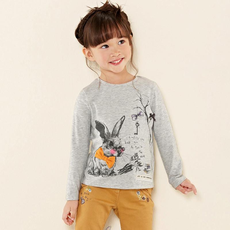 Кофта для девочки Ученый кролик Little Maven