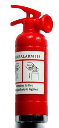 Зажигалка (шокер) Огнетушитель 4130