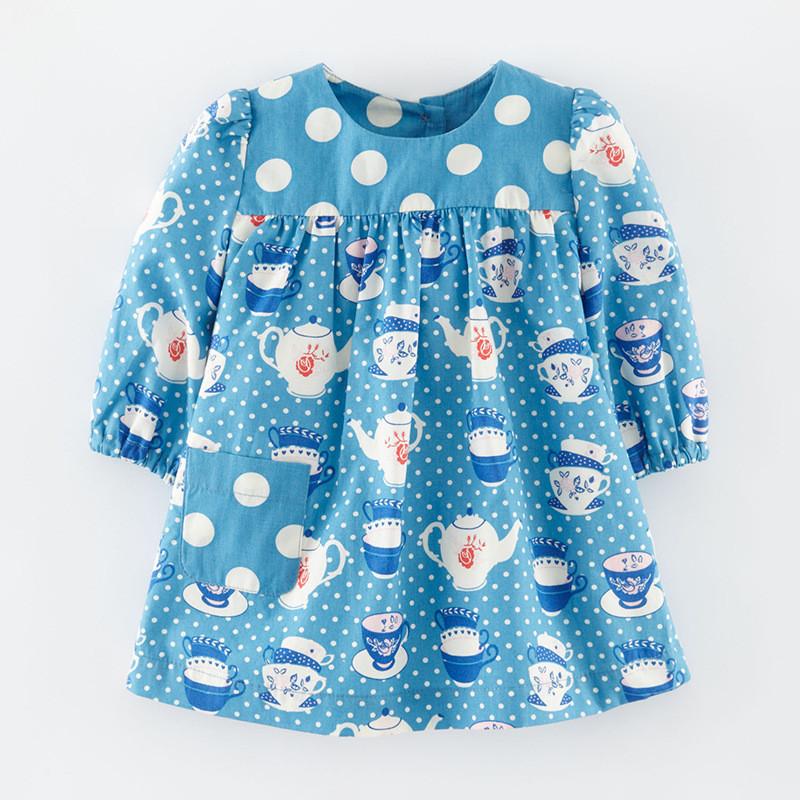 Платье для девочки Чаепитие Little Maven