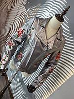 Женская куртка косуха, фото 1