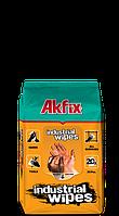 Промышленные салфетки AKFIX Industrial wipes 20шт.