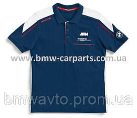 Чоловіча футболка-поло BMW Motorrad Motorsport Polo-shirt 2019