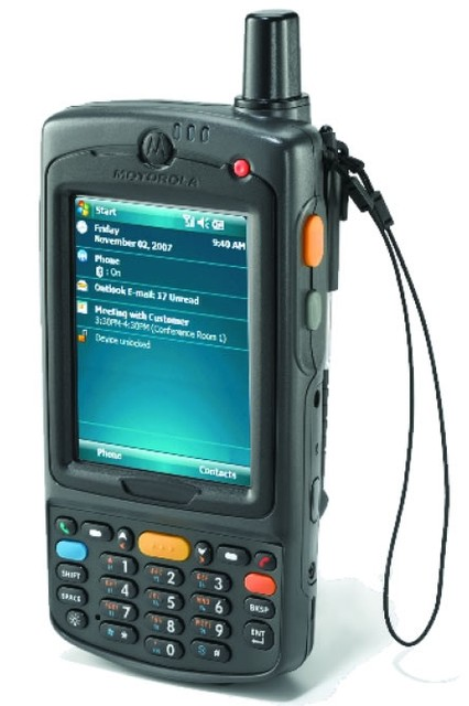 Motorola MC75 Термінал збору даних (ТСД (штрих-коду)