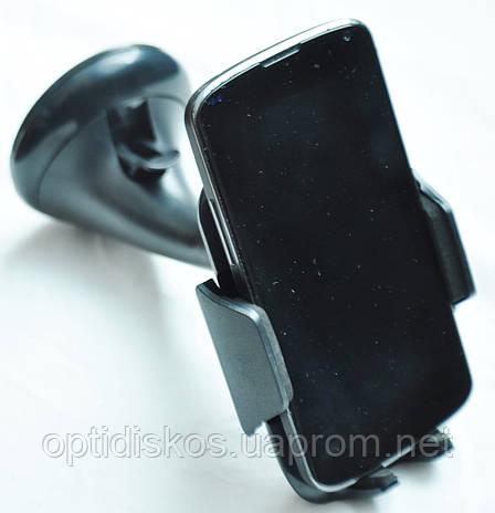 Универсальный автомобильный держатель для телефонов HL-67, фото 2