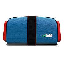 Автокресло бустер mifold Denim Blue MF01-EU/DBL