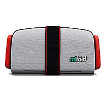 Автокресло бустер mifold Pearl Grey MF01-EU/COM