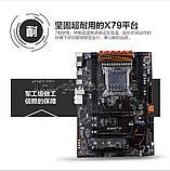 Комплект Xeon e5 2680 V2, HuananZHI X79 Plus Пам'ять 16 Гб Кулер Lga 2011 LGA2011 Huanan, фото 8