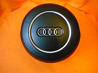 Накладка заглушка на подушку безопасности имитация Airbag крышка в руль на Audi TT