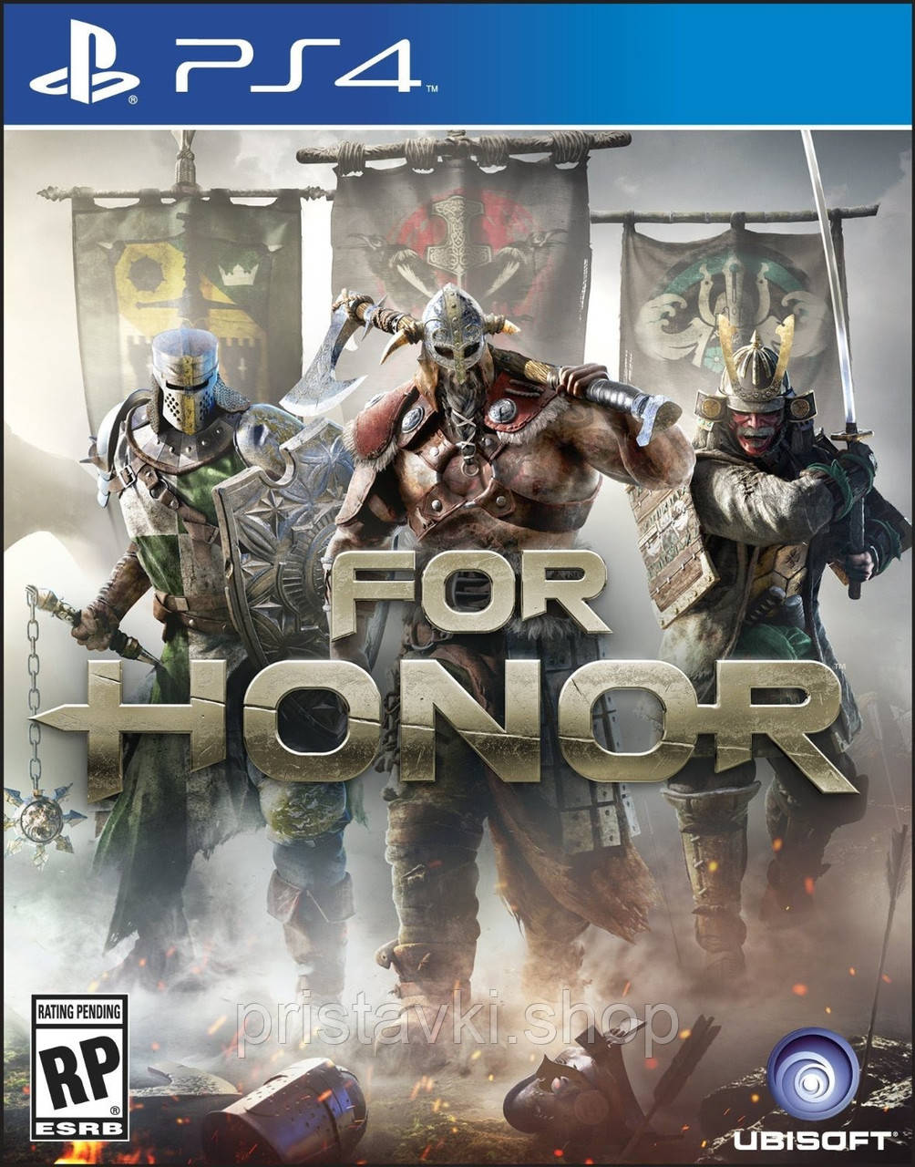 For Honor PS4 \ PS5