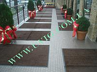 Услуга чистки и замены грязезащитных ковров 115х175 см
