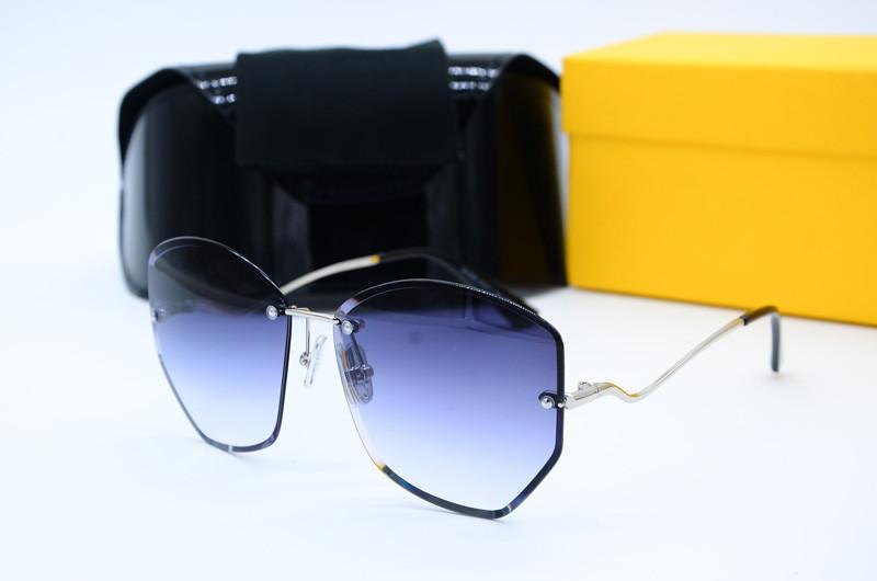 Женские солнцезащитные очки Бабочки 31252 с56