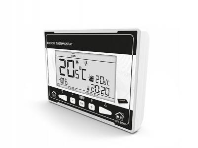 Проводной комнатный терморегулятор двухпозиционный TECH ST-290 v3