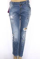 Жіночі джинси з оригінальним принтом Dsquared 2