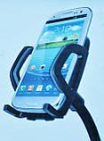 Універсальний автомобільний тримач для телефонів №19HD12, фото 4