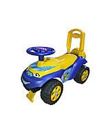 Іграшка дитяча для катання Машинка музична 0142/04UA