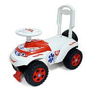 Іграшка дитяча для катання Машинка музична 0142/16RU
