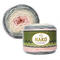 Пряжа Nako Peru Color 32183