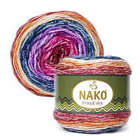 Пряжа Nako Peru Color 32187