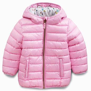 Куртка для девочки Зефир Jumping Beans. Верхняя одежда. Дождевик для девочки. Тёплая куртка