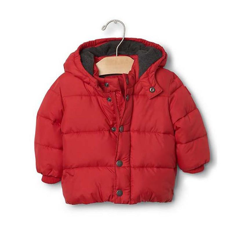 Куртка для мальчика Бордо Jumping Beans