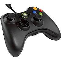 Джойстик проводной Xbox 360 for WIN, Microsoft Джойстик Xbox 360