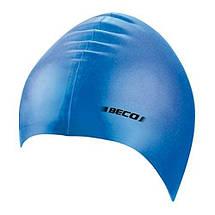 Шапочка для плавання BECO 7390, силікон, фото 2