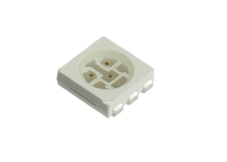 Светодиод SMD 5050 yellow BIN2