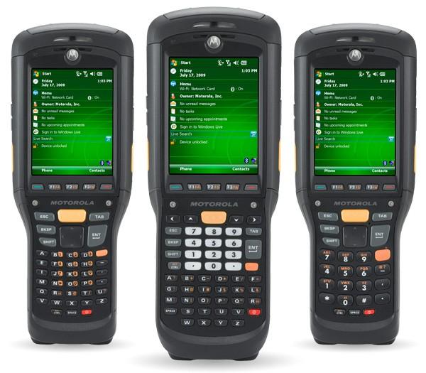 Motorola MC9500 Терминал сбора данных ТСД (штрих кода)