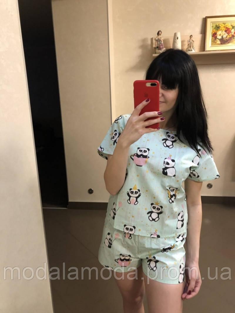Пижама с Пандами