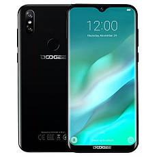 "Doogee Y8 4G 6,1"" HD 19:9 Android 9.0 MT6739 4ядра 3GB RAM 16GB Face ID 3400 mAh 8MP Midnight Black, фото 2"