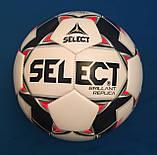 Мяч футбольный для детей SELECT BRILLANT REPLICA (размер 3), фото 4