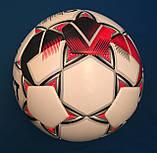 Мяч футбольный для детей SELECT BRILLANT REPLICA (размер 3), фото 6