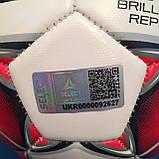 Мяч футбольный для детей SELECT BRILLANT REPLICA (размер 3), фото 9